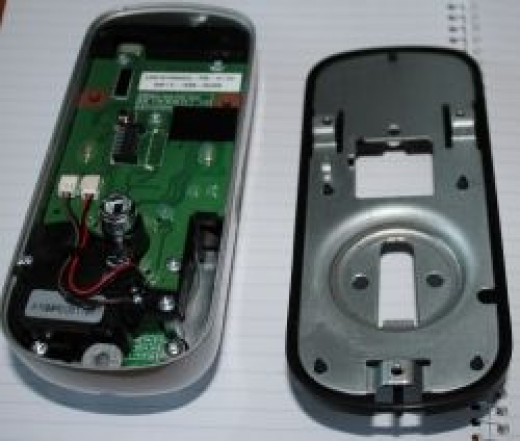 lockwood digital deadlock inside plate removed