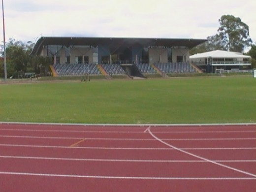 Sporting ground, St Lucia UQ