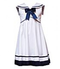 Easter Fashions for Kids including cute sailor dresses