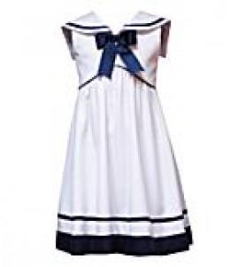 Rare Editions Sailor Dress in sizes 7-16. Available at Dillard's. $35.      photo credit, Dillard's