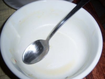 My Corn Chowder After