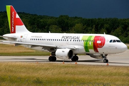 Tap Portugal World's safest airlines