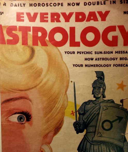 Everyday Astrology Magazine, November 1950