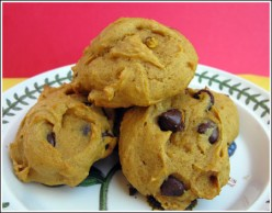 Grandma's Pumpkin Chocolate Chip Cookies- Tastes so Good You'll Need More