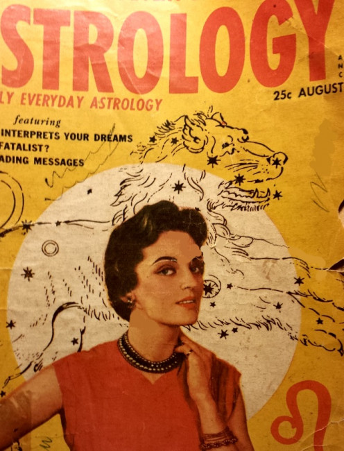 Astrology Magazine, August 1953