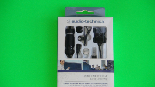 The Audio Technica Lavalier Microphone is another excellent microphone for beginner's as it's very affordable. For the money, the features are excellent!