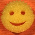 Scrub Daddy Unique Sponge