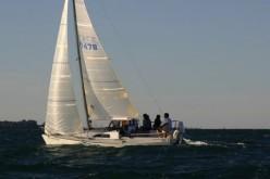 Grosse Pointe Farms Boat Club Final Race & Awards 2007  deedsphotos