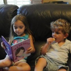 Books for a New Big Sister or Big Brother when Baby Sibling is Born