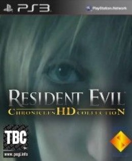Resident Evil: Chronicles HD Collection Move Supported