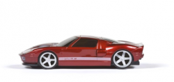 Road Mice: Red Ford GT40 Wireless Mouse