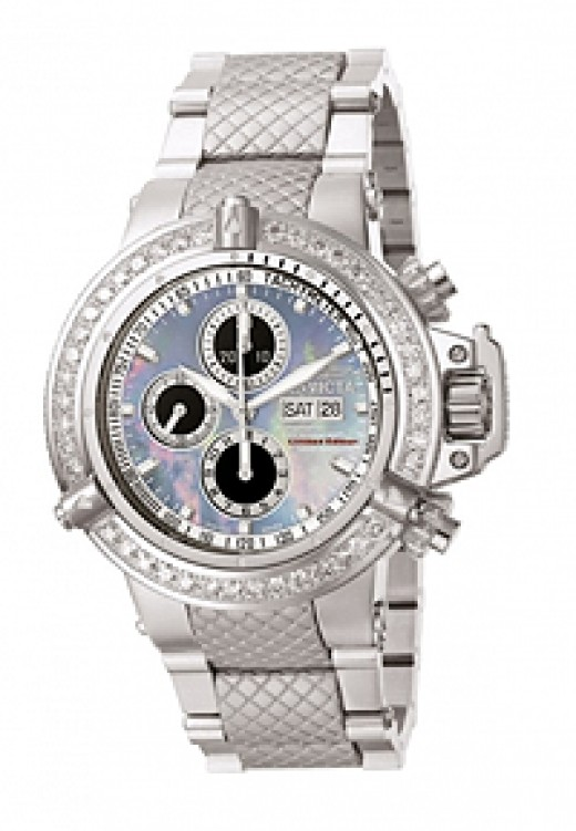Invicta Men's Subaqua Noma III Chronograph Diamond Watch