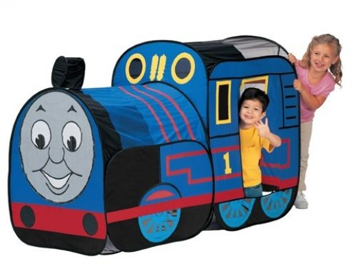 Thomas the Tank Indoor Play Tent