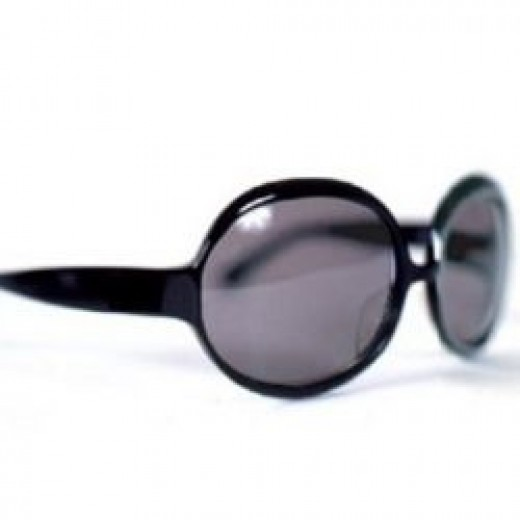 Nour Noushi Crystal Mystery Sunglasses for Sale
