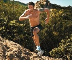 Alex O'Loughlin Workout