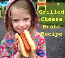 My daughter loved the Grilled Cheese Brats!