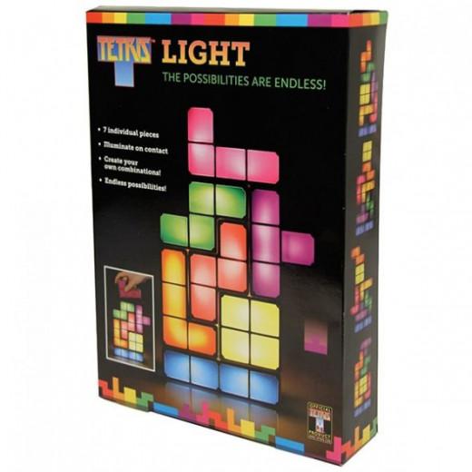 Tetris Constructable Light