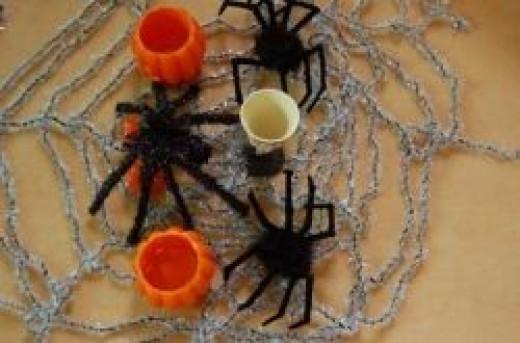 Halloween Arts Crafts