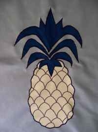 Flags for fun - pineapple