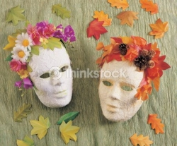 Inexpensive Flowers - Flowered Headbands