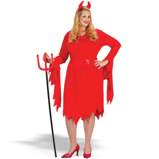 Devil Halloween Costumes for Girls