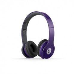 Purple Beats By Dre