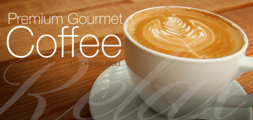 Premium Gourmet Coffee – Organo Gold