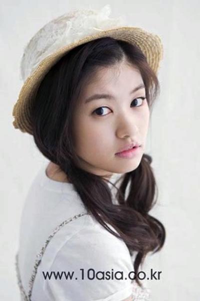 Lovely Jung So Min