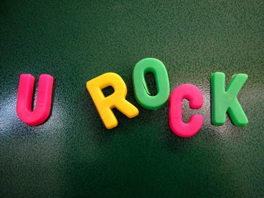 Compliments - U Rock