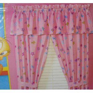 Kids Windows Drapes