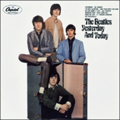 The Beatles Rare Butcher Cover Album - Yesterday And Today