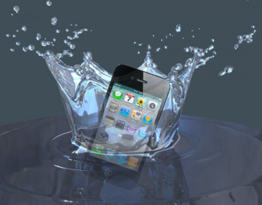 i dropped my iphone in water dropped iphone in water don t panic 19282
