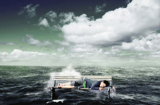 Title: Mar de Emociones / Emotional Landscapes