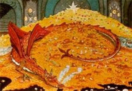 the dragon Smaug