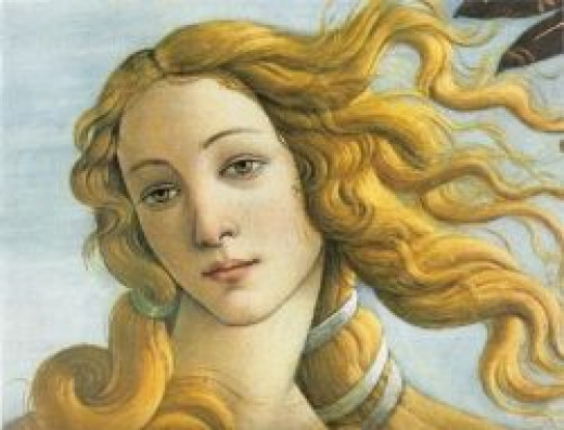Botticelli - The Birth of Venus