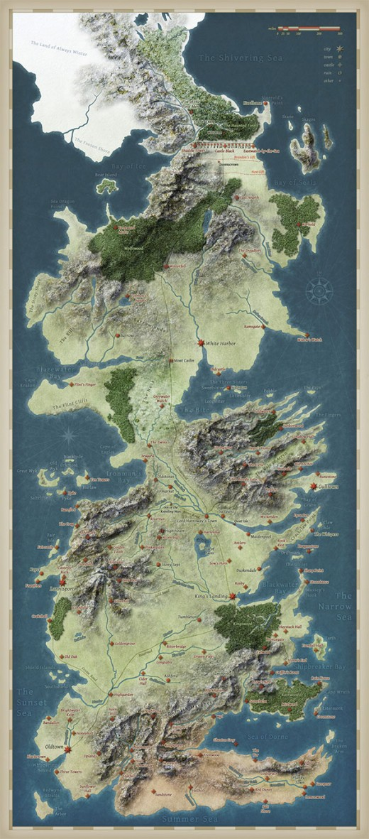 A Song of Ice and Fire~ George R. R. Martin