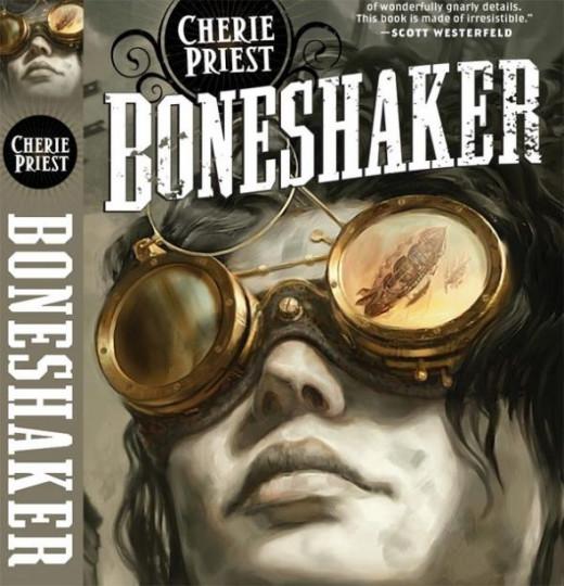 Boneshaker (Sci Fi Essential Books)  by Cherie Priest