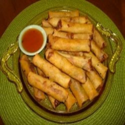 Simple Eggroll Recipe (Filipino Lumpia)