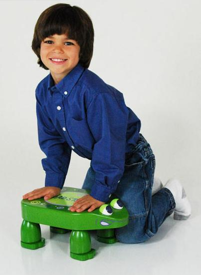 Froggy Step Stool