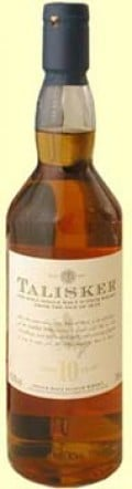 Talisker 10-year-old single malt
