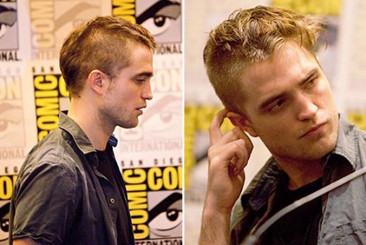 Robert Pattinson ComicCon Panel