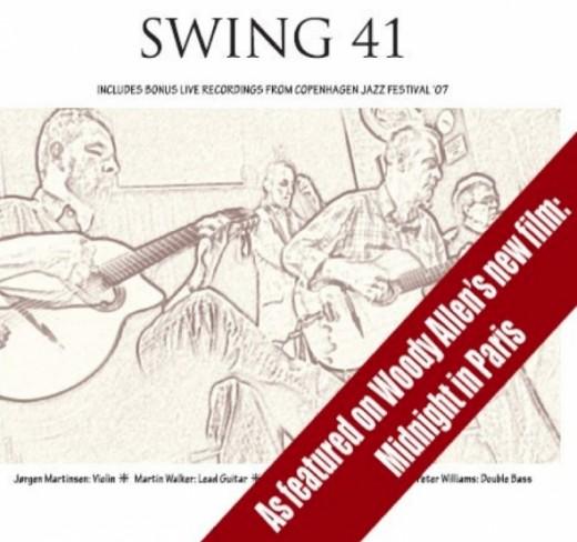 Swing 41 Ceul ce Soir Midnight in Paris Soundtrack