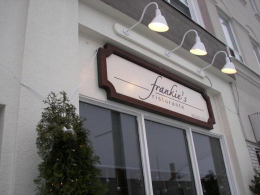 Frankie's, Uxbridge, Ontario