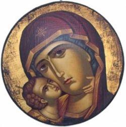 Greek Christmas - Nativity Icon
