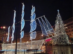 Greek Christmas Traditions, The Boat