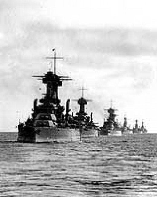 US Battle Fleet