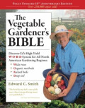 Book Review: The Vegetable Gardeners' Bible by Ed Smith