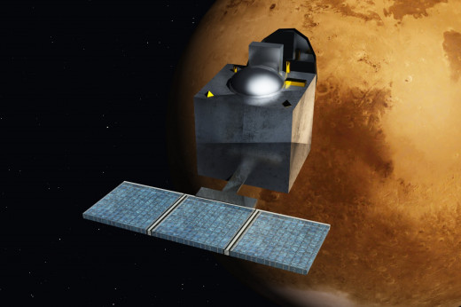 The Mars Orbiter Mission (MOM), informally called Mangalyaan (Sanskrit: मङ्गलयान, English: Mars-craft) is a Mars orbiter that was successfully launched on 5th November 2013 by the Indian Space Research Organisation (ISRO). This is a less than perfect