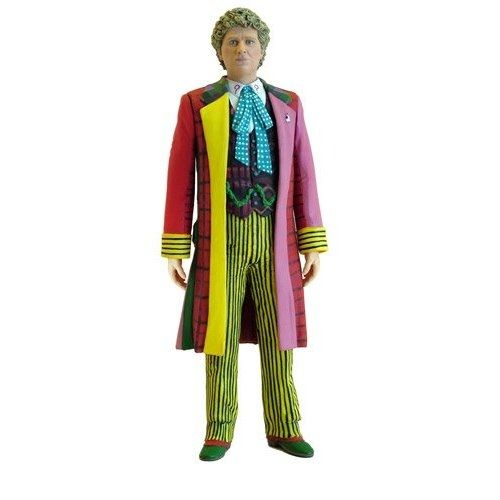 The Sixth Doctor - Colin Baker 1984-1986