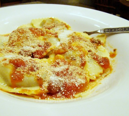 thanks norwichnuts on flickr for this mouth-watering ravioli picture, shared with cc licensing.